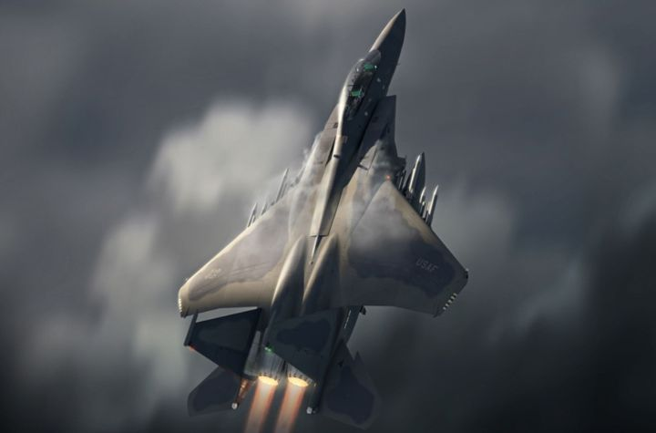 f 15ex 1st flight clears path for deliveries to usaf Airplane GEEK F-15EX 1st Flight Clears Path for Deliveries to USAF