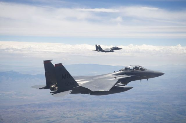 """fuck stealth an f 15 pilot opines on why the eagle ii is needed and the story of the eagle eye hunter scope 1 Airplane GEEK """"Fuck stealth!"""" An F-15 pilot opines on why the Eagle II is needed (and the story of the 'Eagle Eye' hunter scope)"""