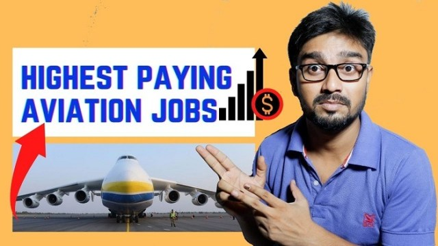 highest paying aviation jobs