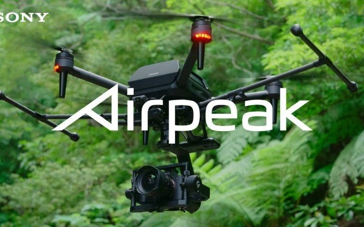 new sony airpeak footage and partnership opportunity Airplane GEEK New Sony Airpeak footage and partnership opportunity