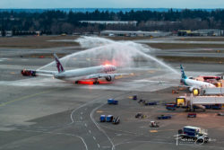 qatar begins 4x weekly service to seattle first sea inaugural since pandemic began 7 Airplane GEEK Qatar begins 4X weekly service to Seattle, first SEA inaugural since pandemic began
