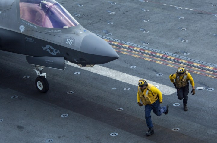 """the operating costs of the f 35 are high because they are designed to be interview with dan grazier from the project on government oversight Airplane GEEK """"The operating costs of the F-35 are high because they are designed to be"""" interview with Dan Grazier from the Project On Government Oversight"""