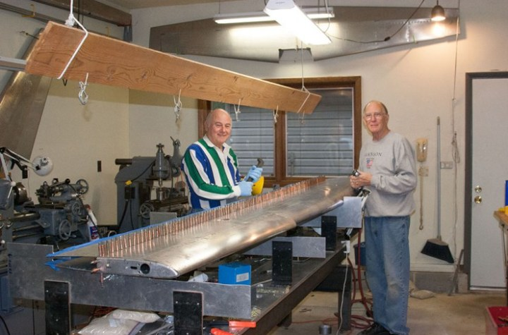 what our members are building restoring new jersey questair venture Airplane GEEK What Our Members Are Building/Restoring — New Jersey Questair Venture