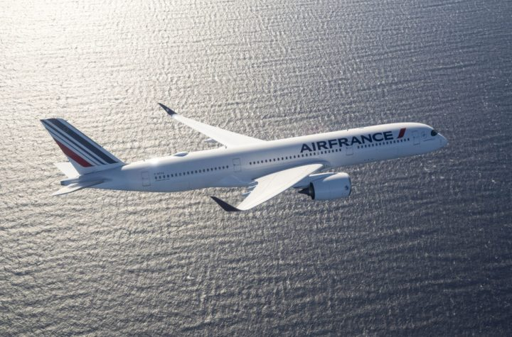 air france welcomes its 10th airbus a350 Airplane GEEK Air France Welcomes Its 10th Airbus A350