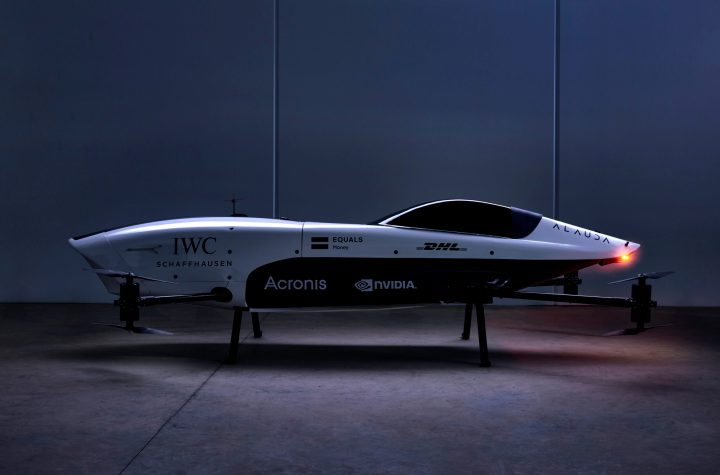 airspeeder and iwc announce engineering and timekeeping partnership scaled Airplane GEEK Airspeeder and IWC announce engineering and timekeeping partnership