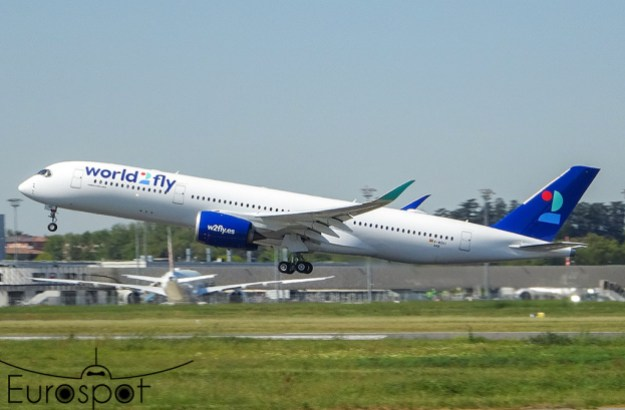 alc delivers an airbus a350 900 to world2fly Airplane GEEK ALC delivers an Airbus A350-900 to World2Fly