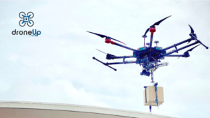 droneup selected for faa bvlos arc Airplane GEEK DroneUp Selected for FAA BVLOS ARC