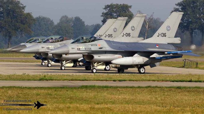 dutch government agrees to sell 12 f 16s to draken international for use in adversary role in the u s Airplane GEEK Dutch Government Agrees To Sell 12 F-16s To Draken International For Use In Adversary Role In The U.S.