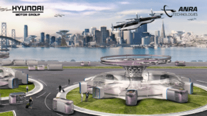 hyundais urban air mobility group partners with anra on traffic management solutions Airplane GEEK Hyundai's Urban Air Mobility Group Partners with ANRA on Traffic Management Solutions