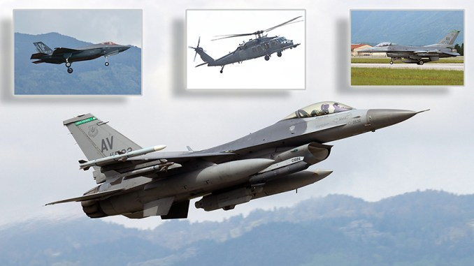 integration between 4th and 5th gen aircraft among the key themes of astral knight 2021 Airplane GEEK Integration Between 4th and 5th Gen Aircraft Among The Key Themes Of Astral Knight 2021 Exercise