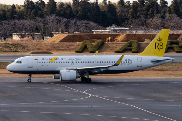 royal brunei converts an a320neo as austrian ditches its makeshift freighters 2 Airplane GEEK Royal Brunei Converts An A320neo As Austrian Ditches Its Makeshift Freighters