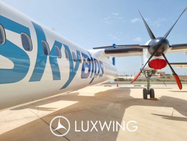 skyalps commences scheduled operations operated by luxwing 2 Airplane GEEK Skyalps commences scheduled operations, operated by LuxWing