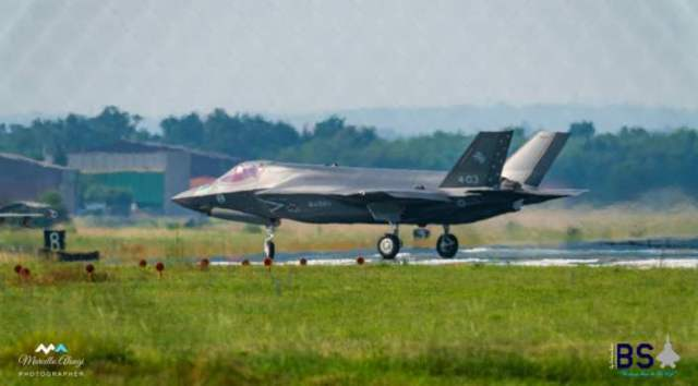 third f 35b for the italian navy makes first flight 1 Airplane GEEK Third F-35B For The Italian Navy Makes First Flight