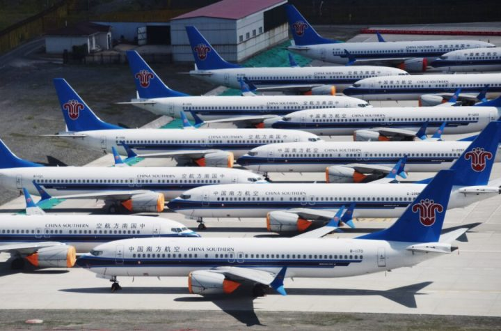 us in discussions with china over boeing 737 max approval Airplane GEEK US In Discussions With China Over Boeing 737 MAX Approval