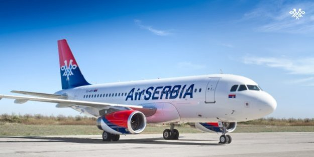 air serbia increases flight frequencies to several european destinations after traffic was up 68 in june Airplane GEEK Air Serbia increases flight frequencies to several European destinations after traffic was up 68% in June