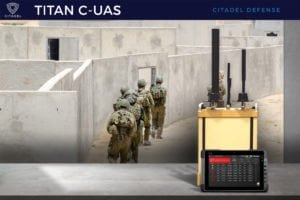 citadel scores another counter drone contract to protect military Airplane GEEK Citadel Scores Another Counter Drone Contract to Protect Military