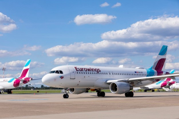 eurowings takes off from dusseldorf to more than 70 destinations 1 Airplane GEEK Eurowings takes off from Düsseldorf to more than 70 destinations
