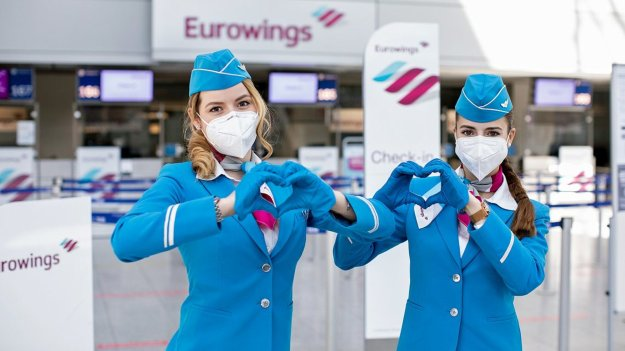 eurowings takes off from dusseldorf to more than 70 destinations 3 Airplane GEEK Eurowings takes off from Düsseldorf to more than 70 destinations