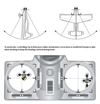 Hovering: Master this 3D Move