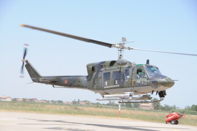 the italian air force unveils first hh 139a helicopter in special color scheme 3 Airplane GEEK The Italian Air Force Unveils First HH-139A Helicopter In Special Color Scheme