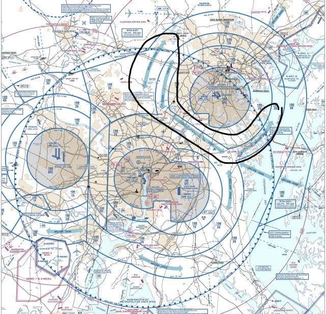to b or not to b the basics of class b airspace in vfr operations 2 Airplane GEEK To B, or not to B: The Basics of Class B Airspacein VFR Operations