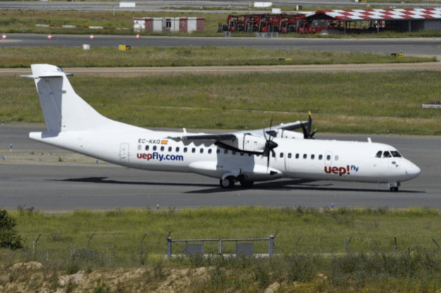 uep fly starts operations today in the balearic islands Airplane GEEK Uep! Fly starts operations today in the Balearic Islands