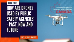 usc stc rpas masterclass how are drones used by public safety agencies past now and future Airplane GEEK USC-STC RPAS Masterclass – How are Drones Used by Public Safety Agencies – Past, Now and Future
