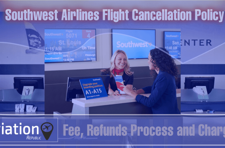 what happens if you cancel your southwest flight all you need to know Airplane GEEK What happens if you cancel your Southwest flight? : All you need to know