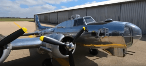 1 3 scale home built b 17 bomber Airplane GEEK 1/3-Scale Home-Built B-17 Bomber