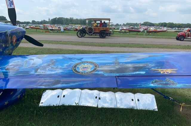 aircraft art honors armed forces 1 Airplane GEEK Aircraft Art Honors Armed Forces