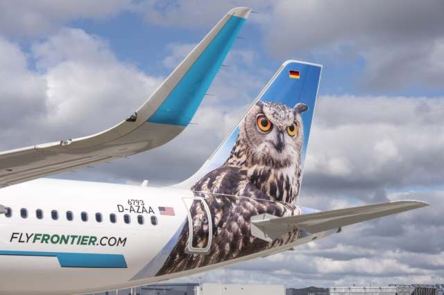 Frontier A321