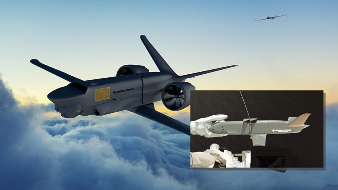 general atomics provides detailed look at sparrowhawk air launched and air retrievable small uas Airplane GEEK General Atomics Provides Detailed Look At Sparrowhawk Air-Launched And Air-Retrievable Small UAS