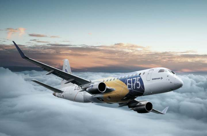 skywest places order for 16 embraer e175 aircraft Airplane GEEK SkyWest Places Order For 16 Embraer E175 Aircraft
