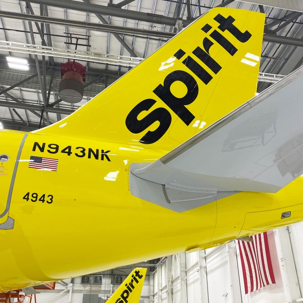 spirit airlines experiences a third day of cancellations 1 Airplane GEEK Spirit Airlines experiences a third day of cancellations