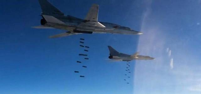 Russian Bombers In Syria Are A Threat 40 Years In The Making