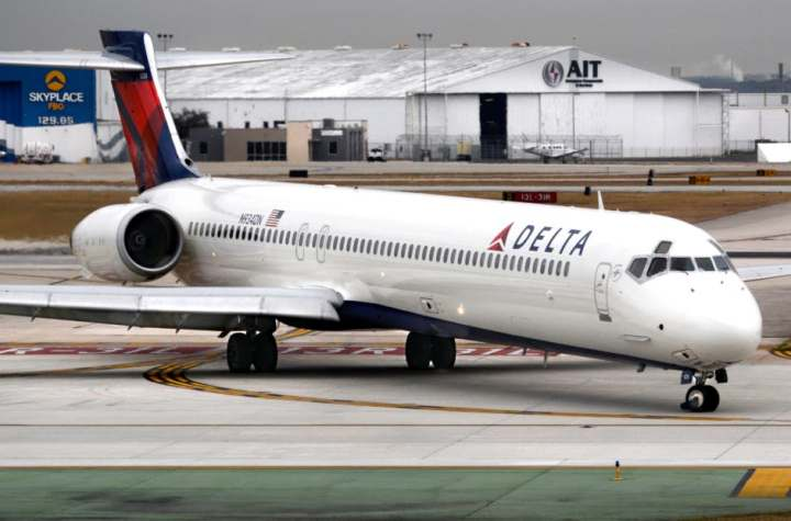 what happened to delta air lines md 90s Airplane GEEK What Happened To Delta Air Lines' MD-90s?