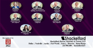 10 shackelford litigators were selected to be recognized on the best lawyers in america list Airplane GEEK 10 Shackelford Litigators Were Selected To Be Recognized on The Best Lawyers in America List