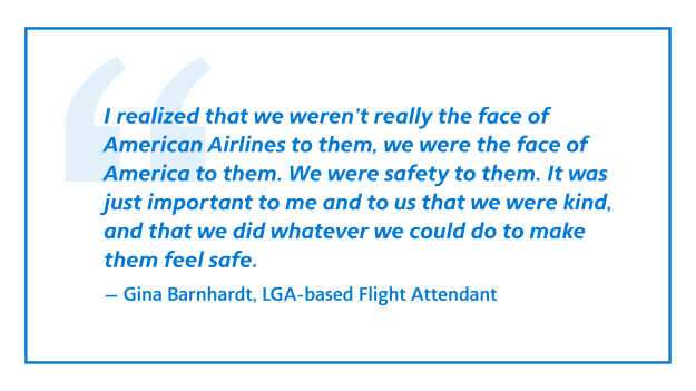 american airlines flight attendants reflect on flying a civil reserve air fleet mission Airplane GEEK American Airlines flight attendants reflect on flying a Civil Reserve Air Fleet mission