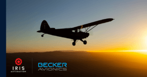 collision avoidance between drones and manned aviation iris automation and becker avionics Airplane GEEK Collision Avoidance Between Drones and Manned Aviation: Iris Automation and Becker Avionics