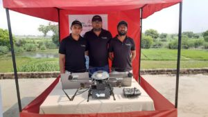 drone delivery in India