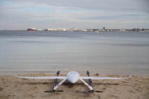drones and 5G swoop aero 5G innovation funding