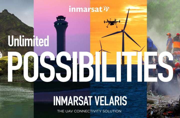 inmarsat launches first uav connectivity solution to safely integrate drones into managed airspace Airplane GEEK Inmarsat launches first UAV connectivity solution to safely integrate drones into managed airspace