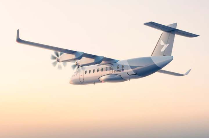 mesa airlines excited to fly heart aerospaces 19 seat aircraft Airplane GEEK Mesa Airlines Excited To Fly Heart Aerospace's 19-Seat Aircraft