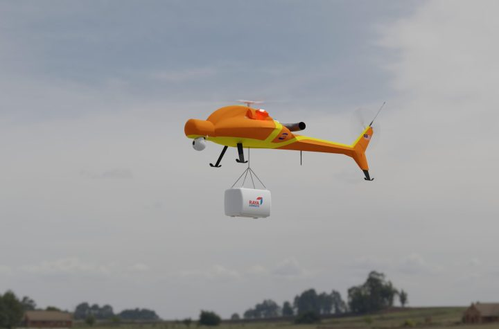 cargo delivery by drone malaysias raya airways demonstrates commercial viability scaled Airplane GEEK Cargo Delivery by Drone: Malaysia's Raya Airways Demonstrates Commercial Viability