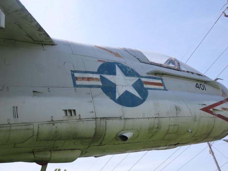 Edwardsville Township - A7 Corsair Right Nose