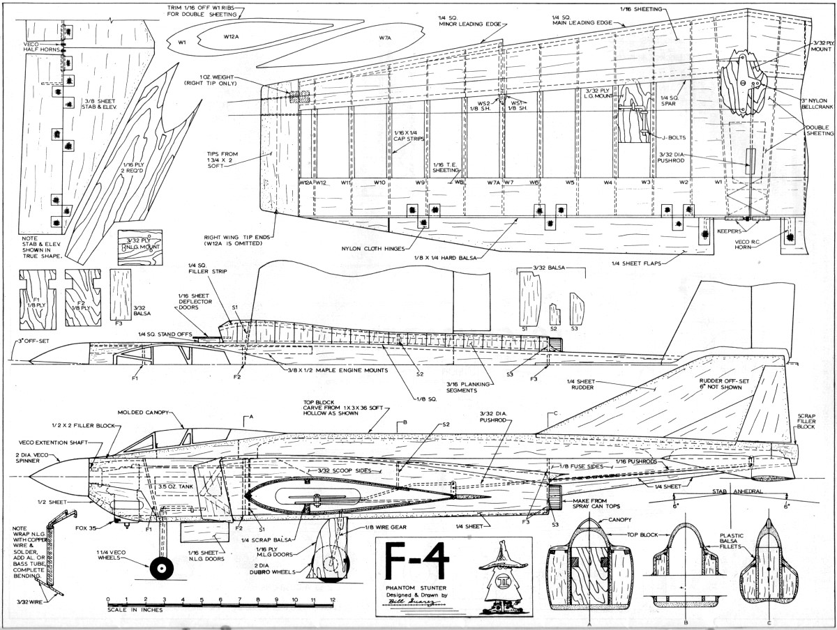 Phantom Article Amp Plans June American Aircraft