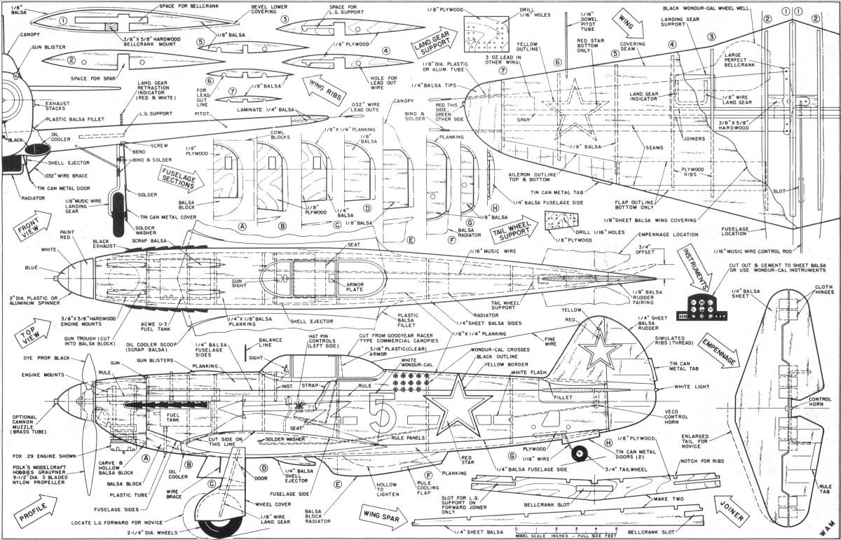 Lockheed P 80a Shooting Star