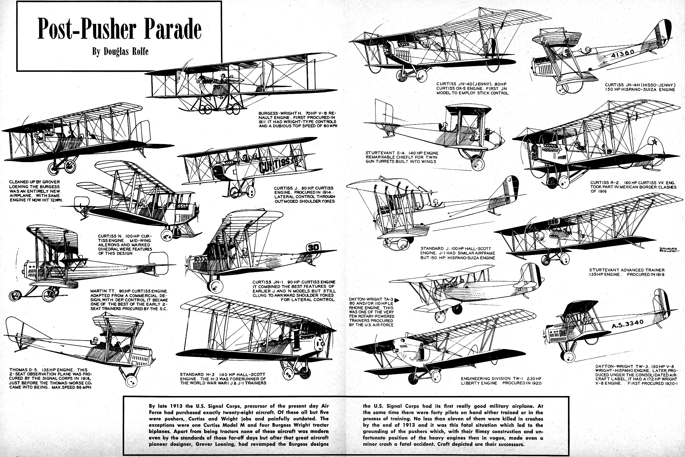Post Pusher Parade May American Modeler