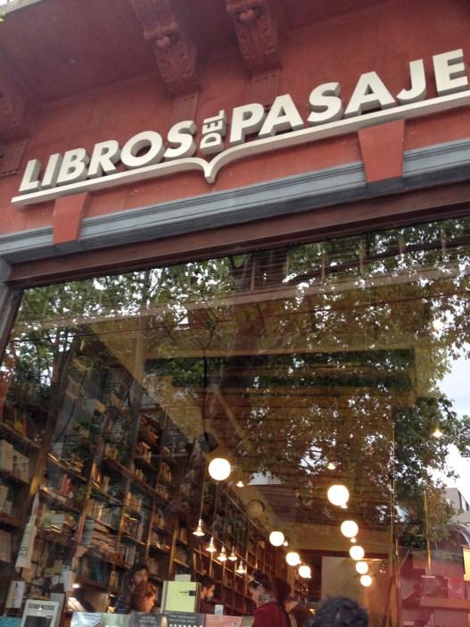 Cute Bookstore in Palermo Soho