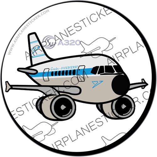 Airbus-A320-Condor-Retro